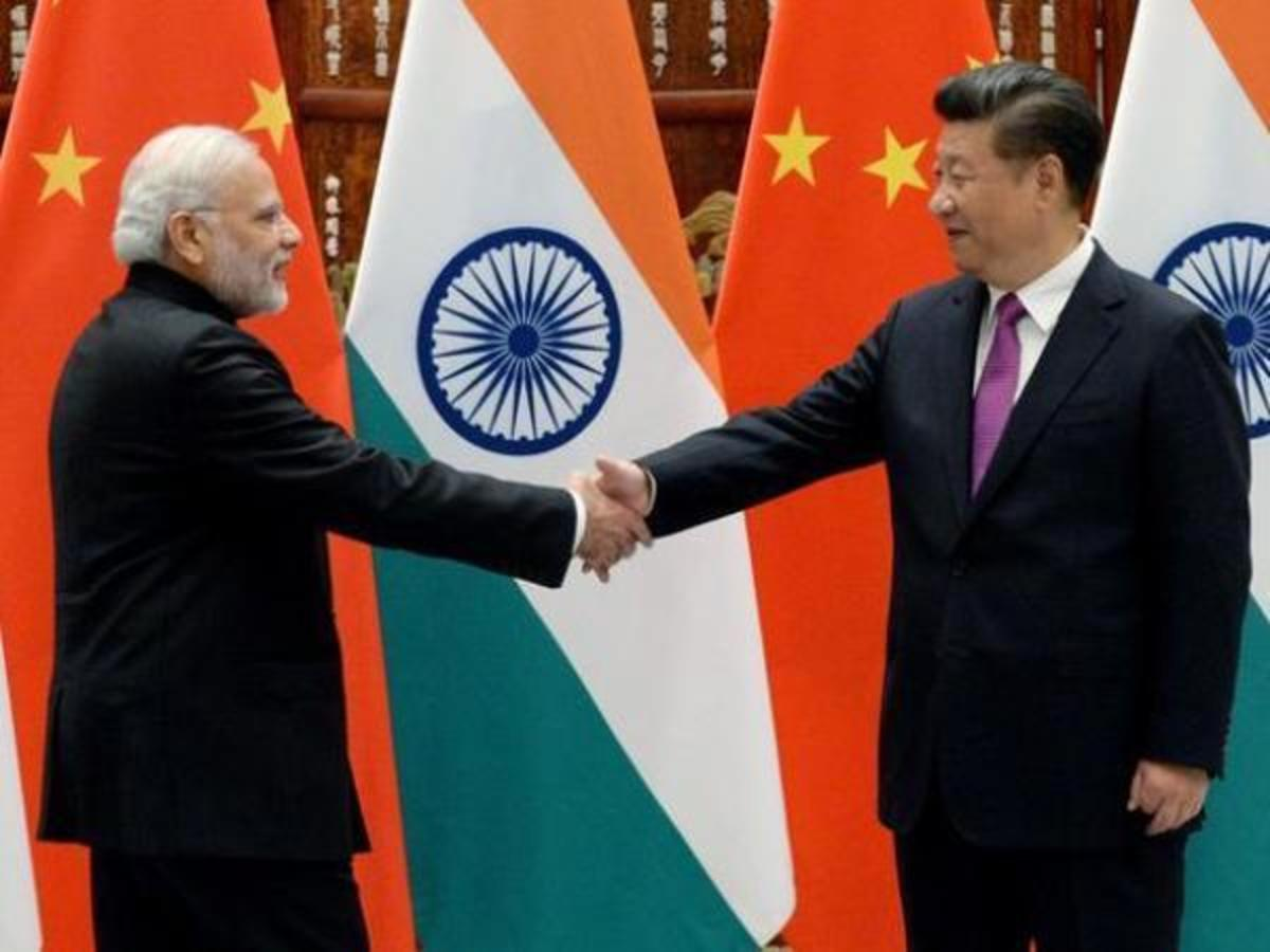 The India - China relationship is a testy one.