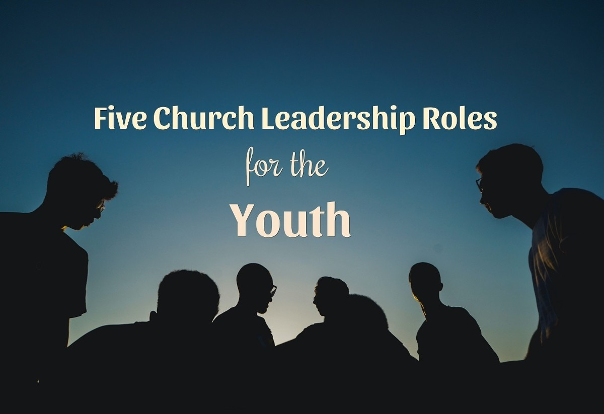There are many ministry leadership positions appropriate for the youth.