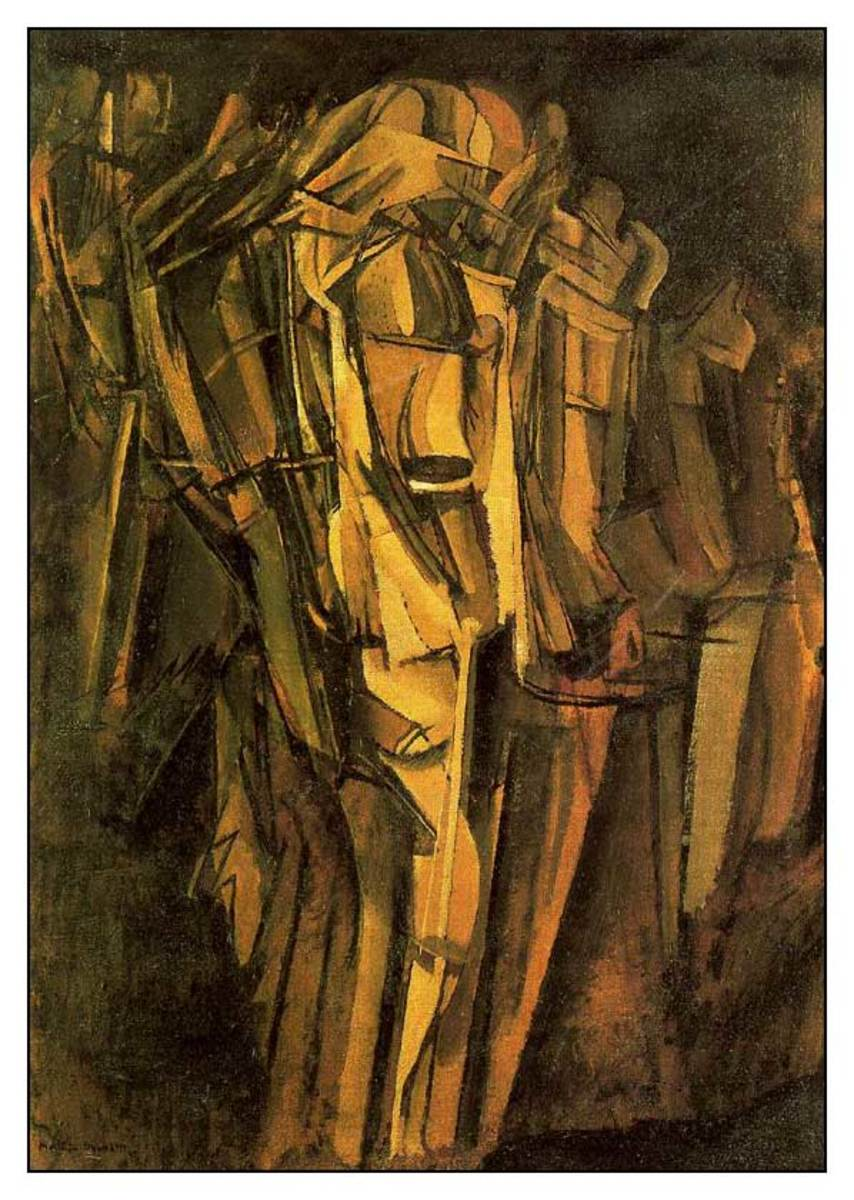 """Sad Young Man on a Train"" (1911)"