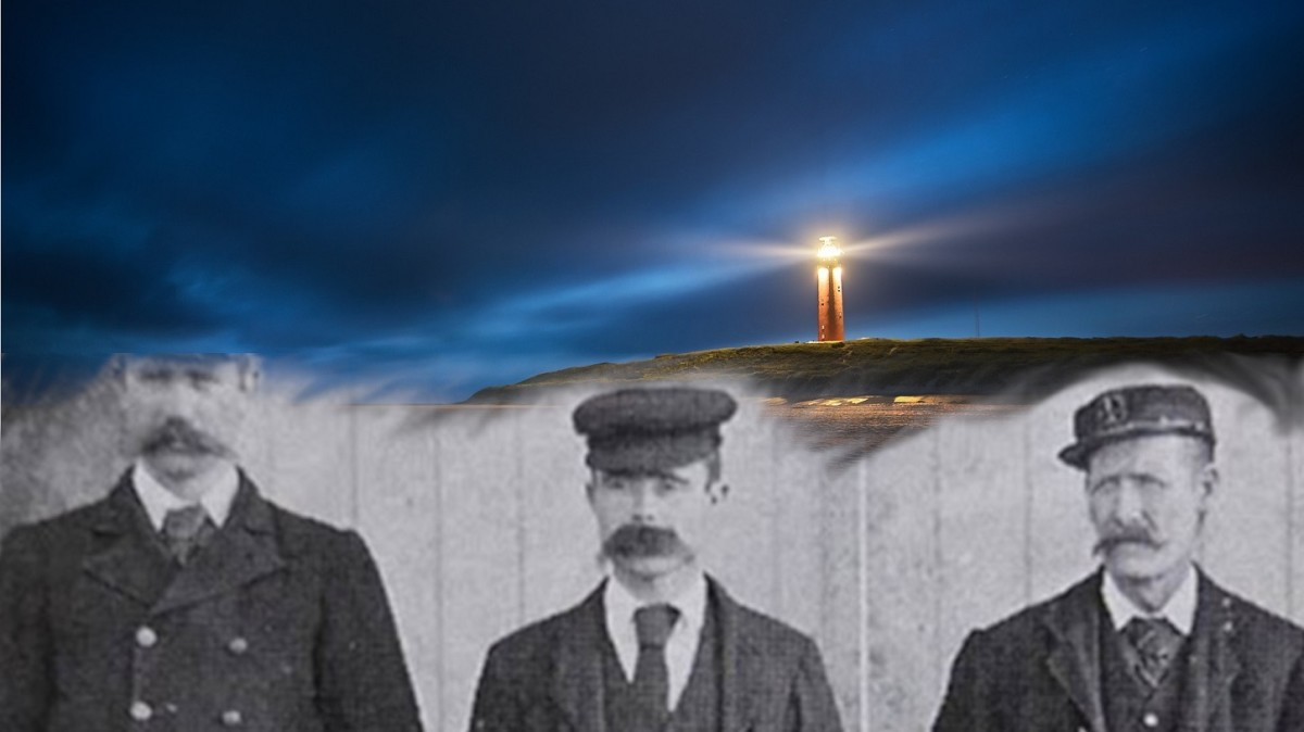 The Three Lighthouse Keepers Who Disappeared Without a Trace.