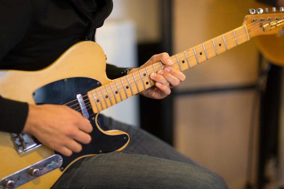 Fender Telecaster.