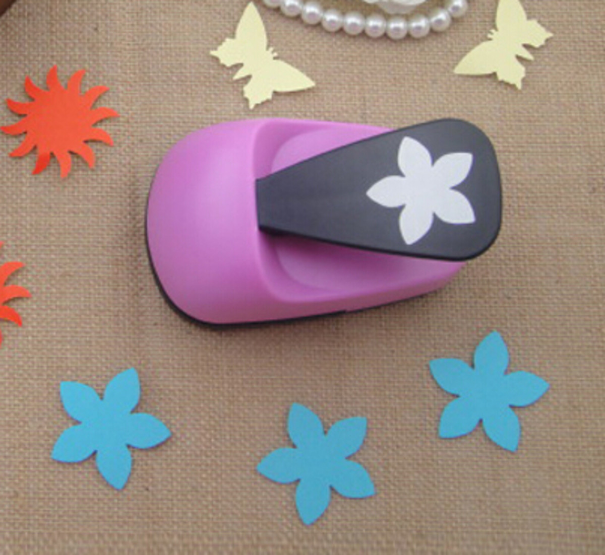 Punches have always been a popular paper craft tool