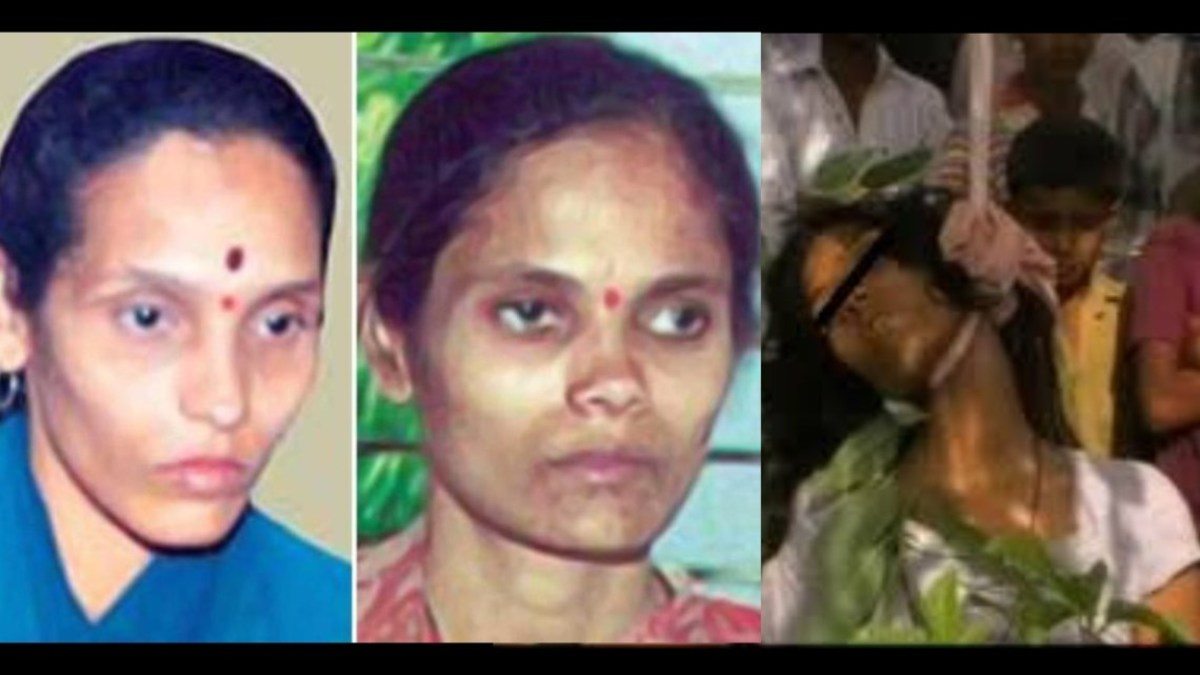 The chilling story of the killer sisters Seema Gavit and Renuka Shinde who kidnapped and murdered babies.