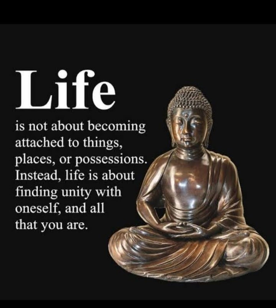 Quote by the Buddha