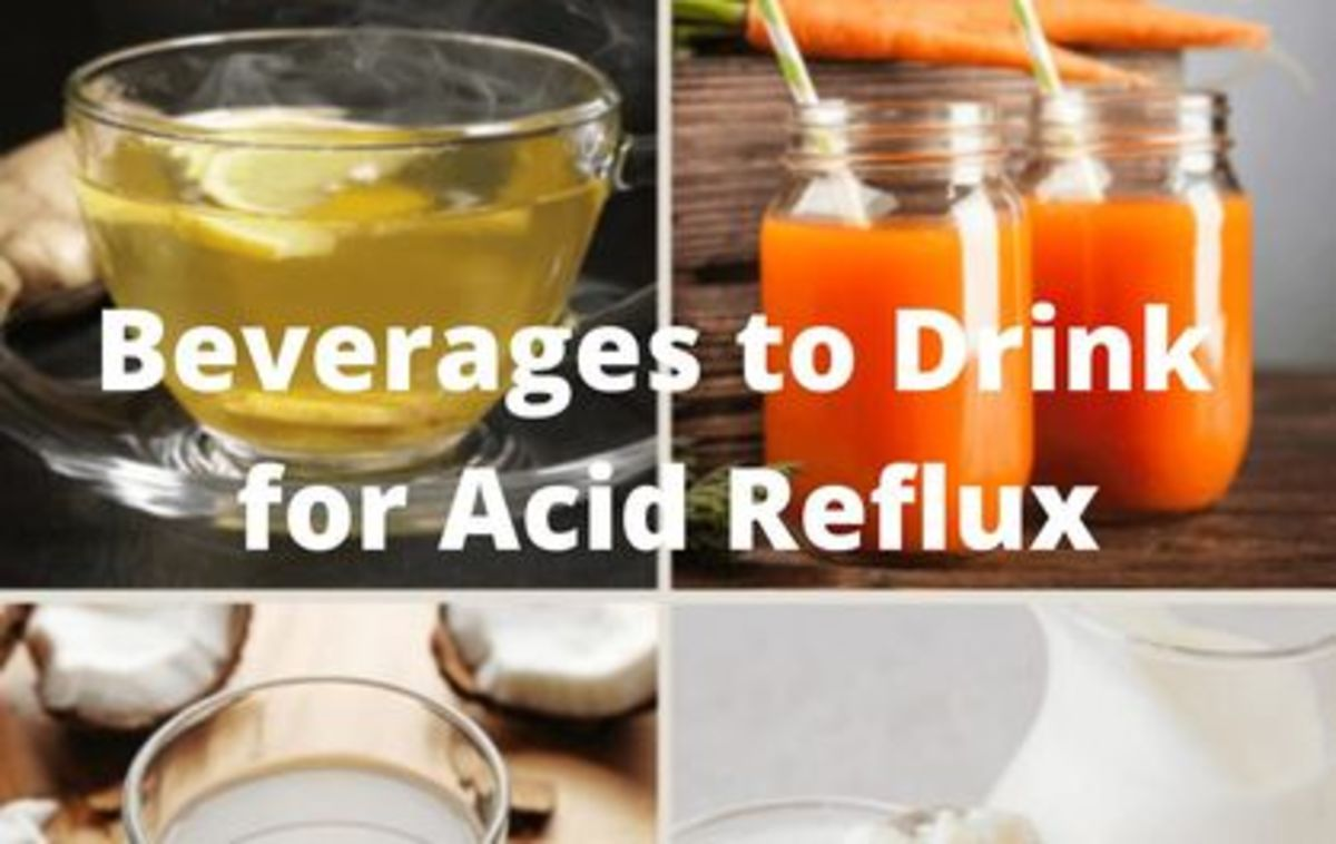 Acid Reflux: What to Drink and What Not to Drink