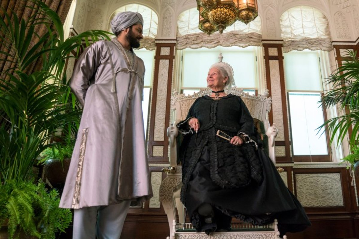 . Karim filled a deep void in the queen's life