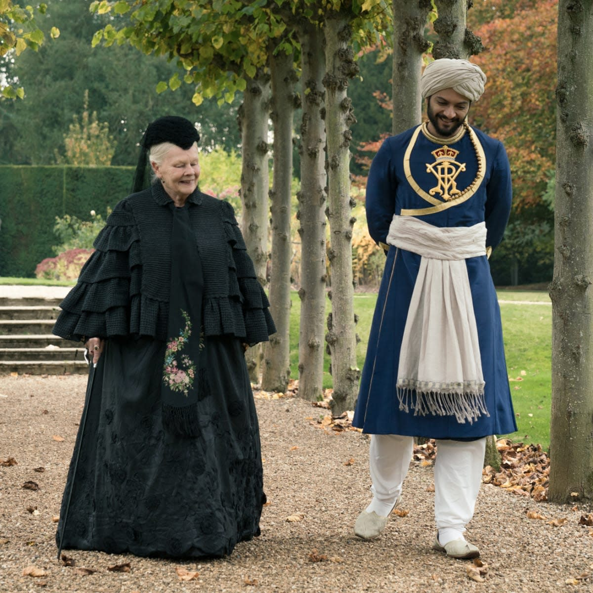 The Fascinating Love Story of Queen Victoria and Abdul