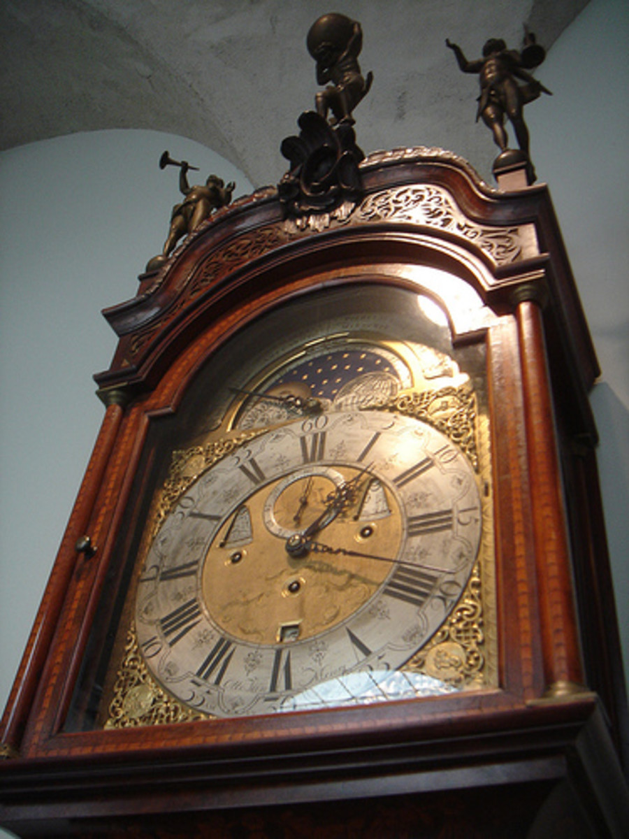 Buying a Grandfather Clock