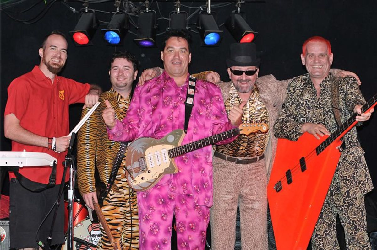 The World's Greatest Under Rated Party Band