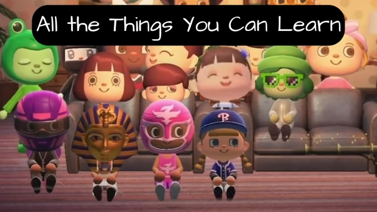 Animal Crossing New Horizons Is One of the Greatest Educational Games Ever Created