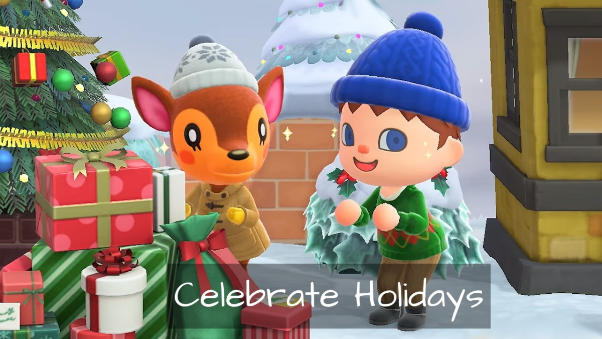 You can celebrate a long list of holidays and learn about new ones on Animal Crossing New Horizons.