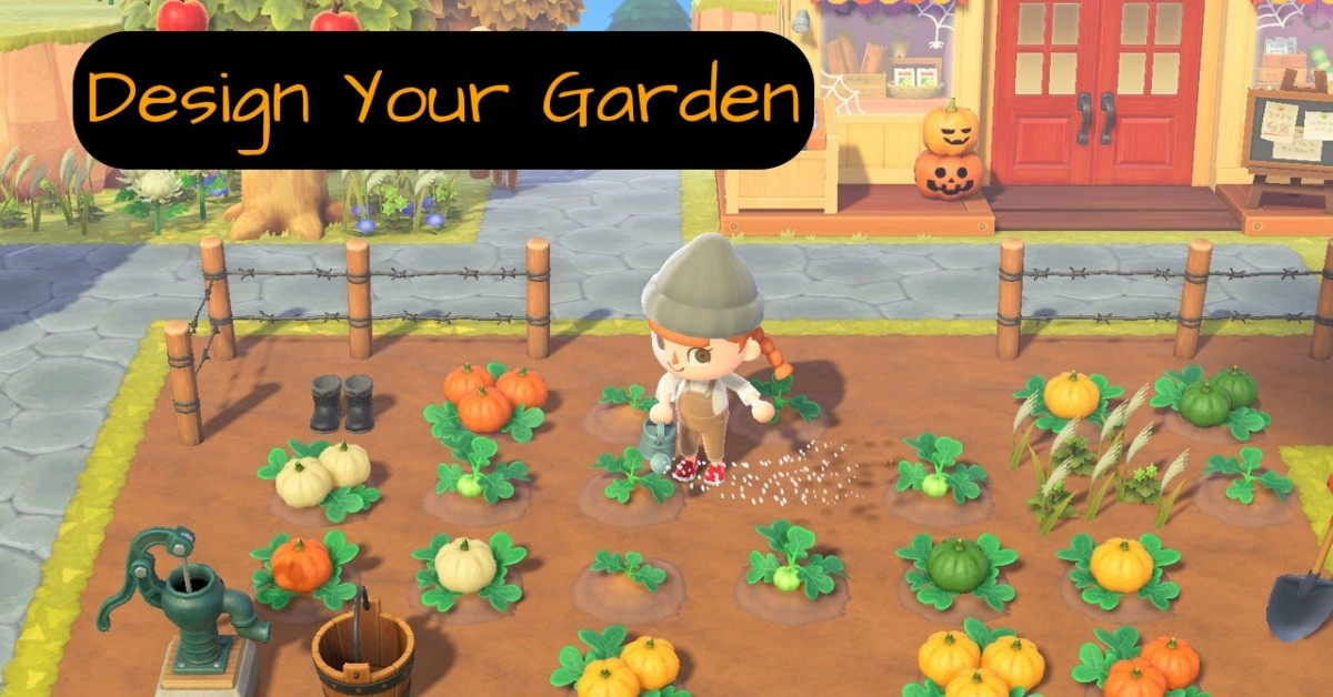Maybe one day you can appear on the Chelsea Flower Show. Animal Crossing New Horizons intends to awaken the gardener hidden inside you.