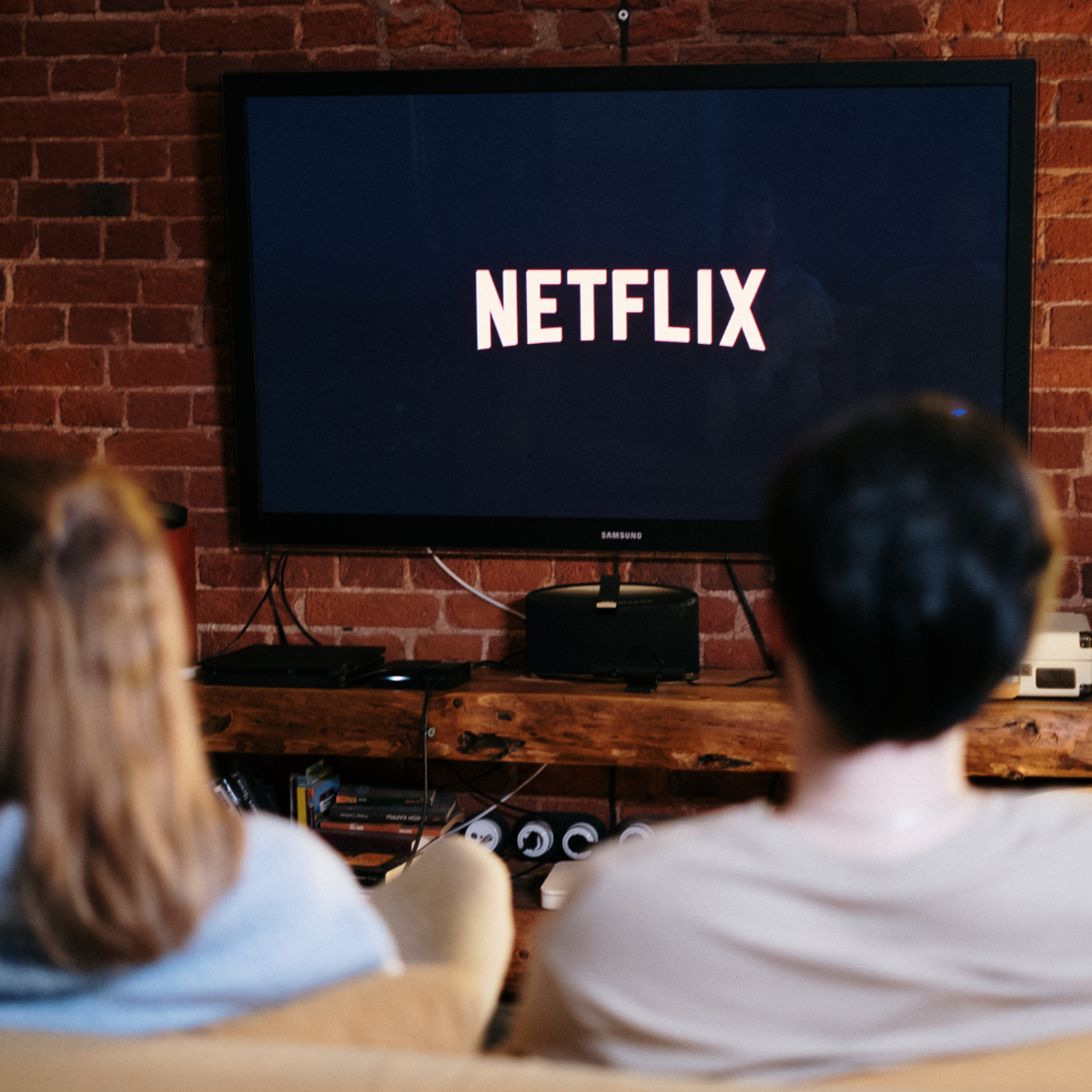 Netflix's ad-free streaming makes it an attractive platform to users.