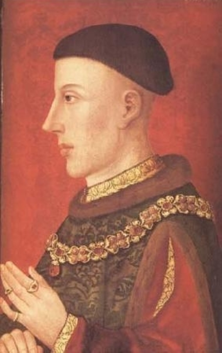 Young and Handsome King Henry V
