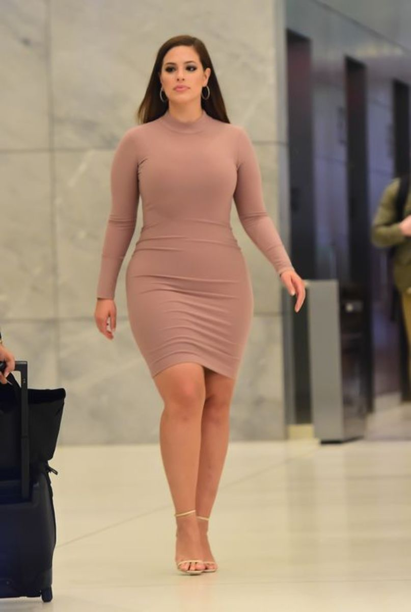 Ashley Graham seems the best-dressed person on any occasion.
