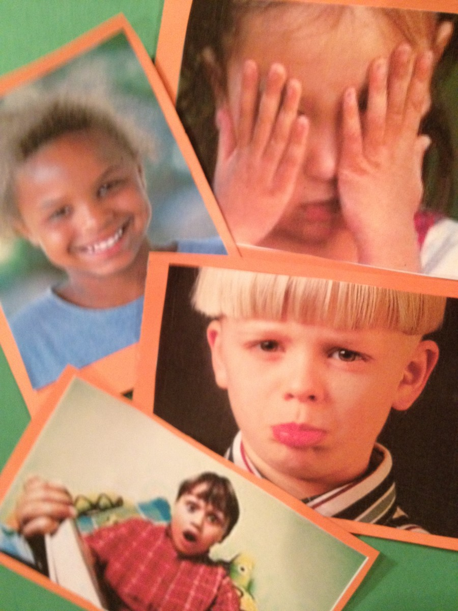 Create Empathy Cards to teach body language and emotions.