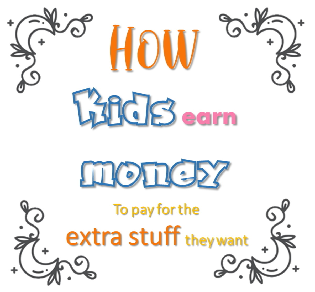 Why not try one of these ideas for some extra pocket money?