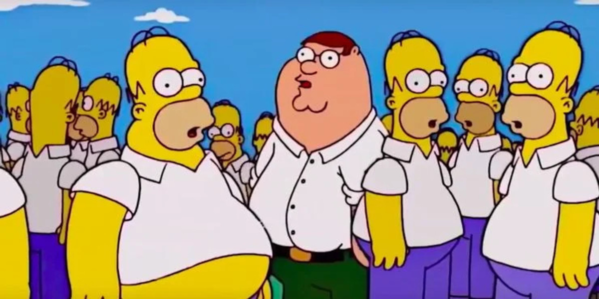 The Biggest Fattest Stupidest Clone is Whatshisface Fatguy Familyguy