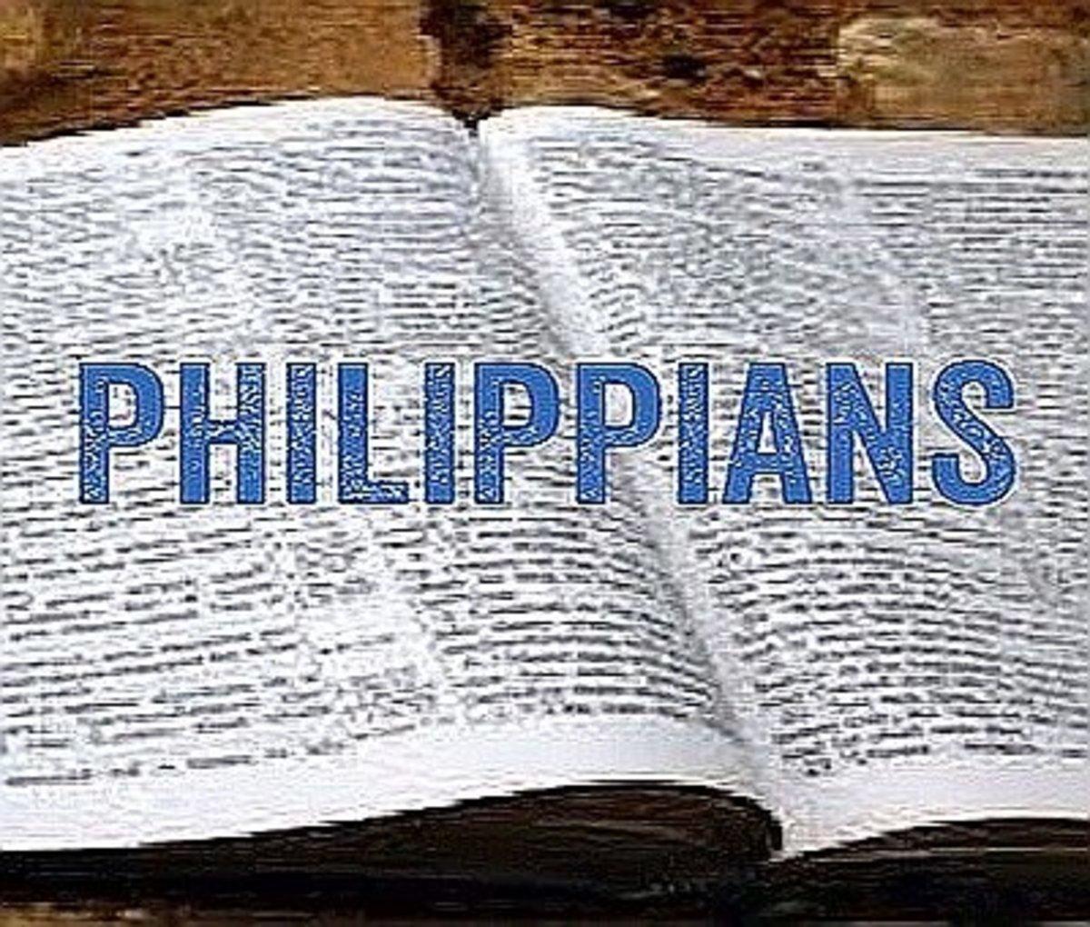 Philippians: Paul's Joy Book