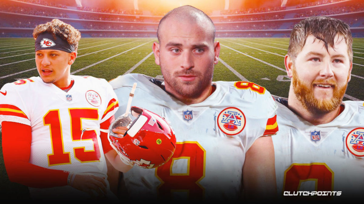 Chiefs lose Fisher and Schwartz but gain Thuney and Long.