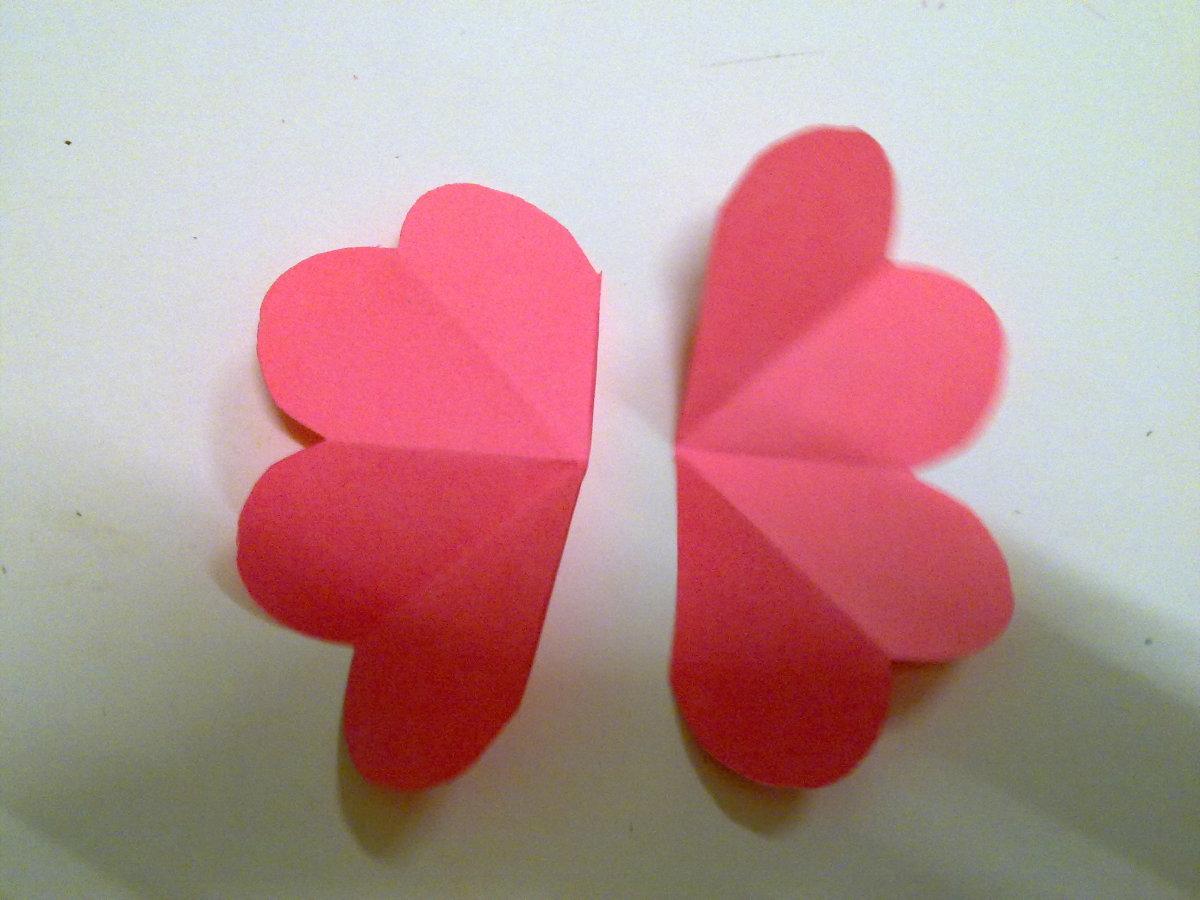cut off 4 petals