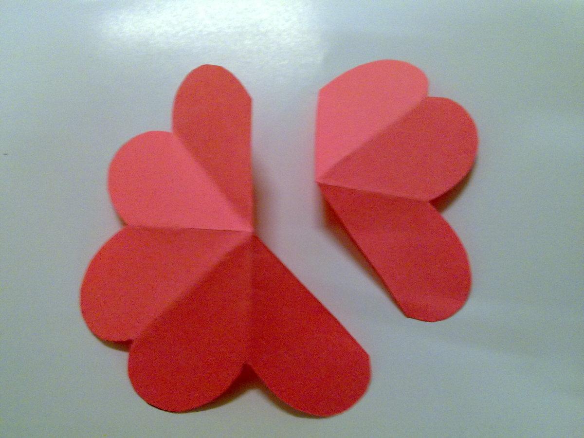 Cut off 3 petals