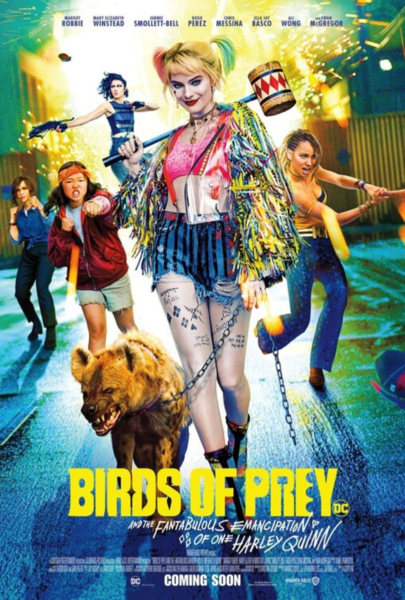 birds-of-prey-and-the-fantabulous-emancipation-of-one-harley-quinn-2020-movie-review