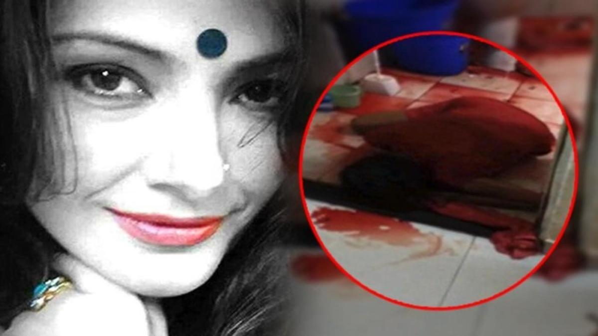 Shikha Joshi's exploitation story Forty-year-old Shikha was found lying in a pool of blood with a knife lodged inside her throat in her flat at MHADA's Rajyog Society in Andheri's Lokhandwala where she lived with her roommate. The late actress was de