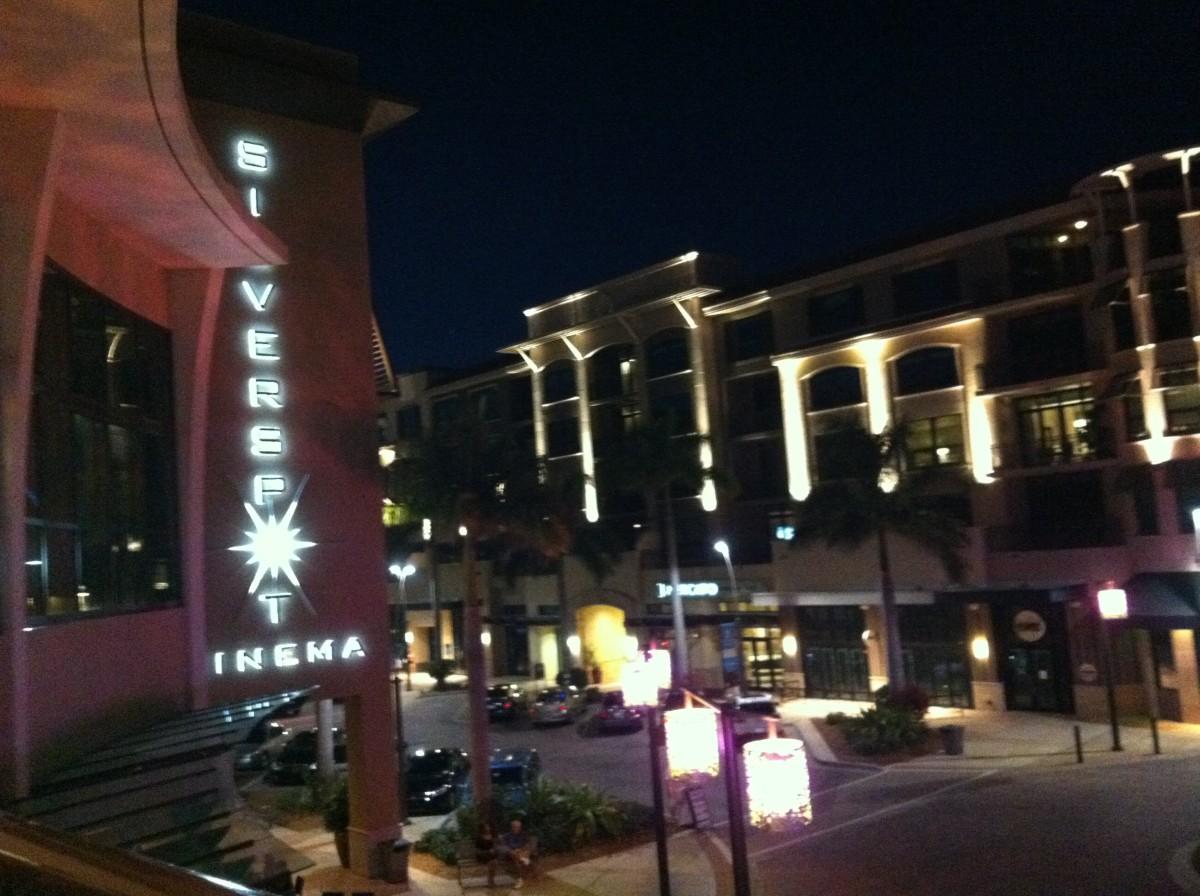 Silverspot Cinema at Mercato