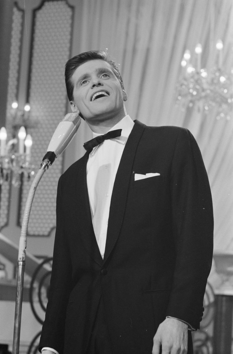 Ronnie Carroll in 1962