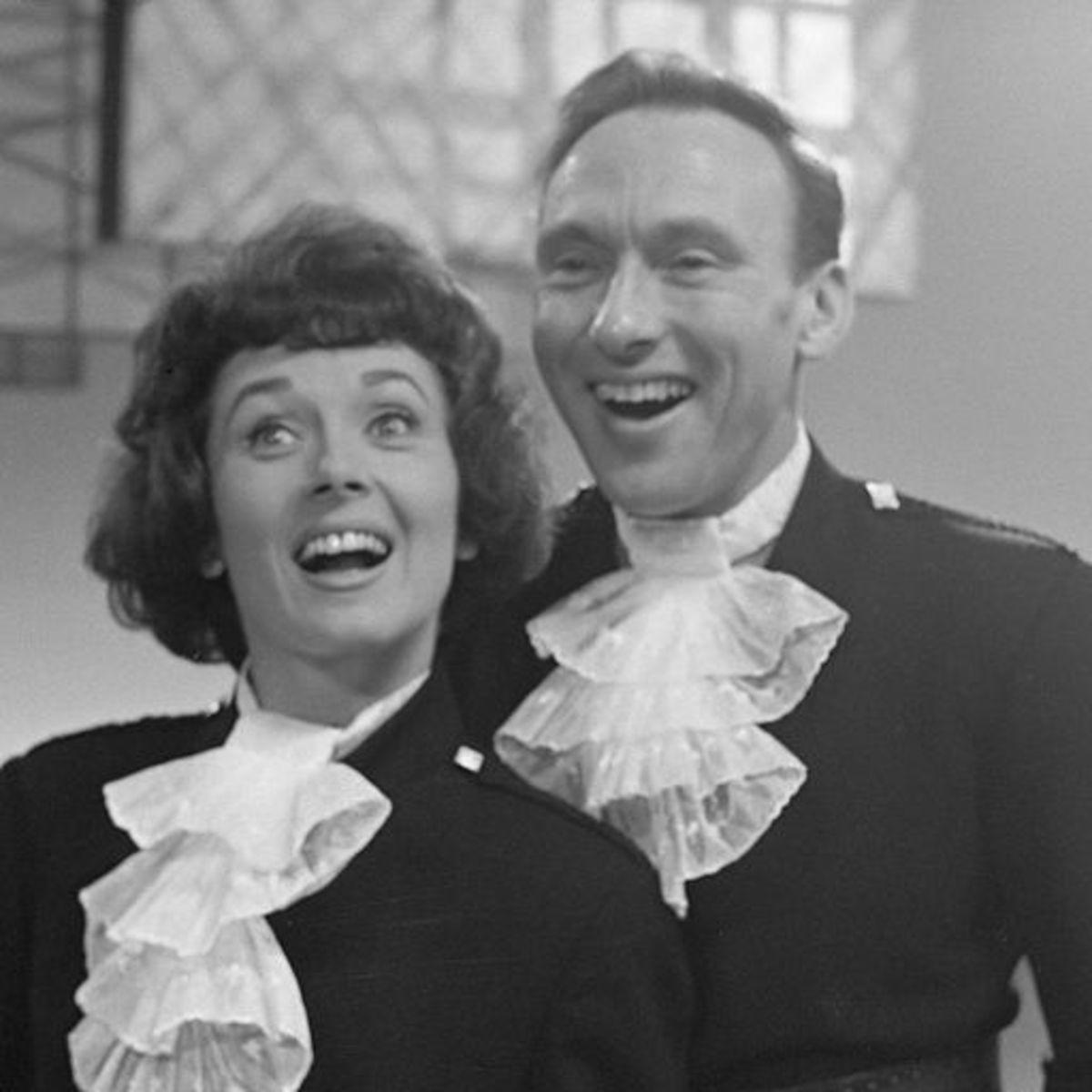 Pearl Carr & Teddy Johnson