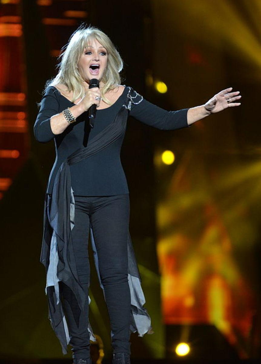 Bonnie Tyler in 2013