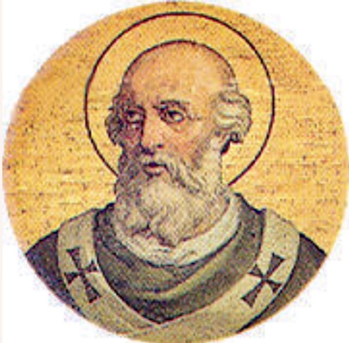 Saint Martin I, Pope & Martyr