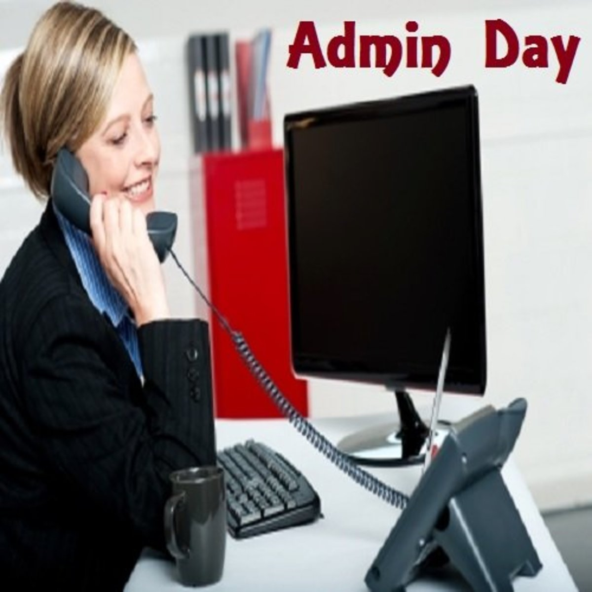 Administrative Professionals' Day Gift Ideas - Also for Assistant's, Secretary's, Receptionist's (Admin Day)