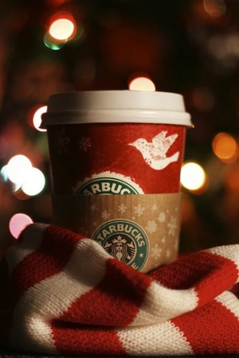 Starbucks gift cards are welcome, And their Chai latte is an ideal holiday time drink.