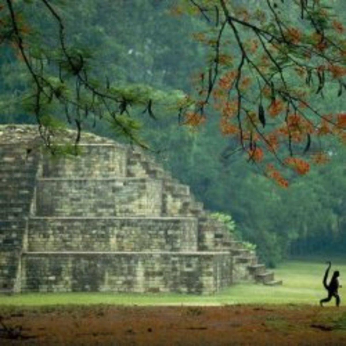 Honduras: Mayans, Weaving, & Plantains