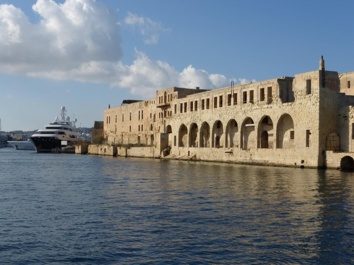 Malta's Lazaretto