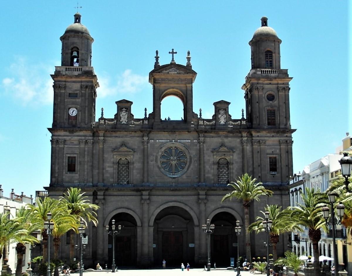 Catedral de Santa Ana, Las Palmas.