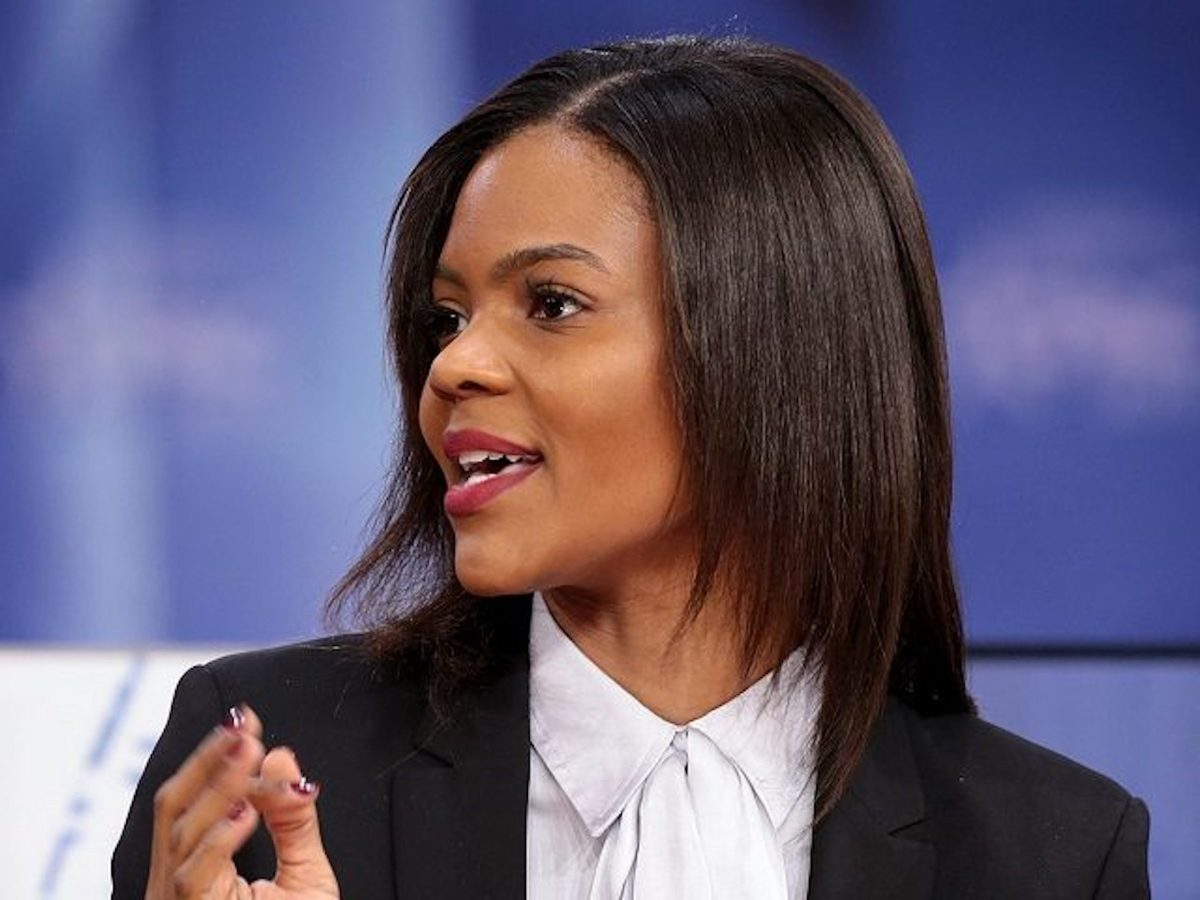 """Candace Owens:   """"This just in: murdering 800 black babies every single day is now considered 'healthcare'."""""""