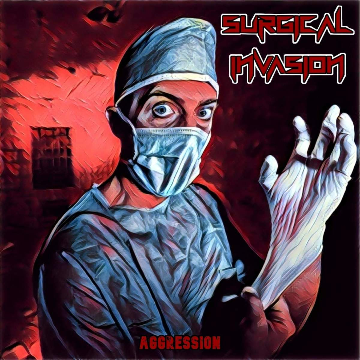 review-of-the-album-aggression-by-ukrainian-thrash-metal-band-surgical-invasion