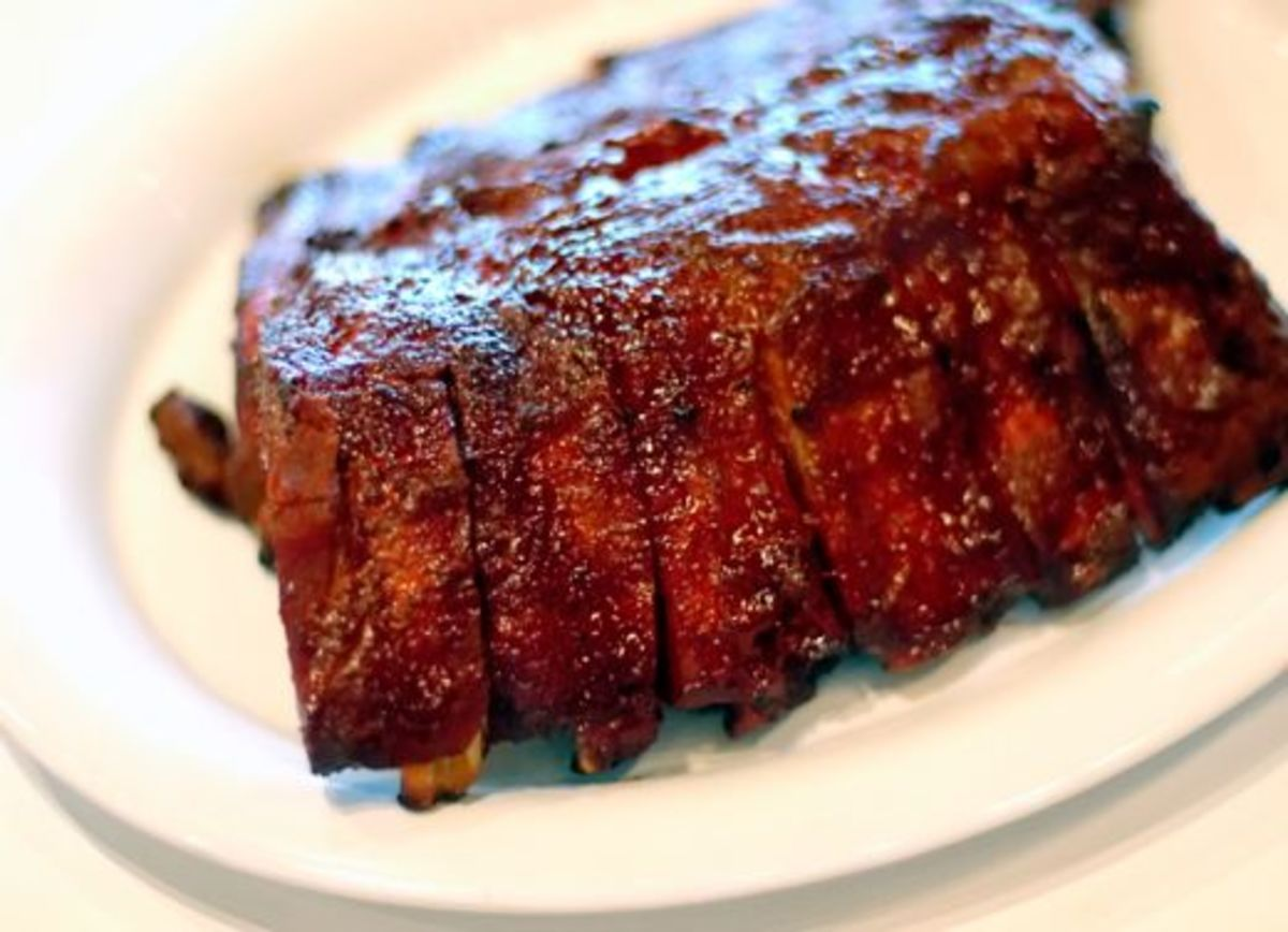 If you make my recipe for barbecue ribs post a comment and let us know how they turned out for you.