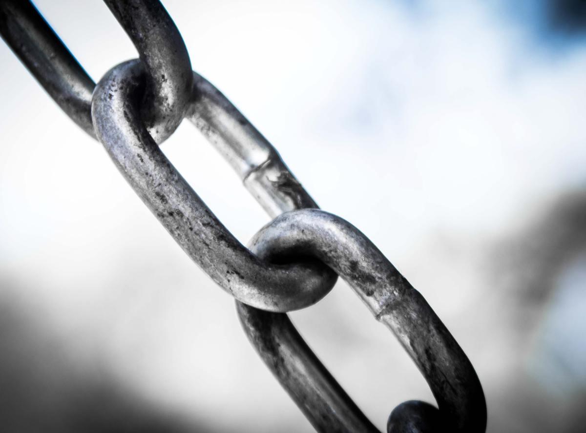 是什么使链安全?在一起,连杆是抗张力和各种攻击的破坏。