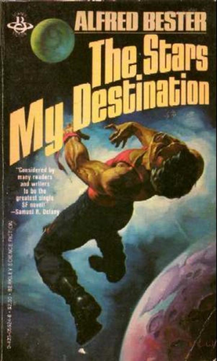 This action packed novel explores the limits of one man's determination to overcome insurmountable odds which leads to holding mankind's future in his hands.