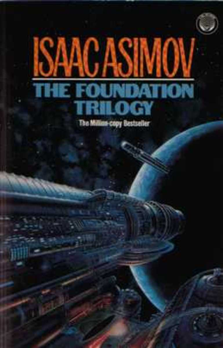 This trilogy spans the depths of mankind's future as an intellectual mystery.