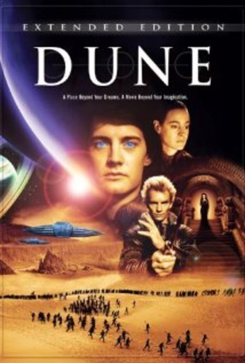 I consider Dune the best science fiction novel of all time because it delves into the spiritual aspects of mankind's future.