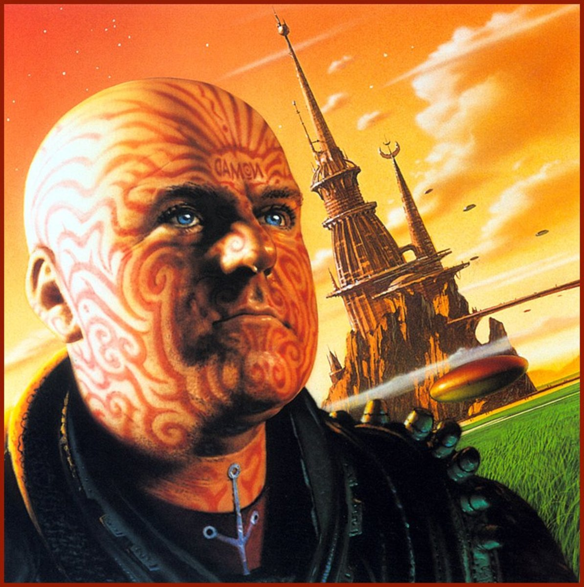 Guille Foyle is one of the most memorable characters from the classic sci-fi novel Stars My Destination .