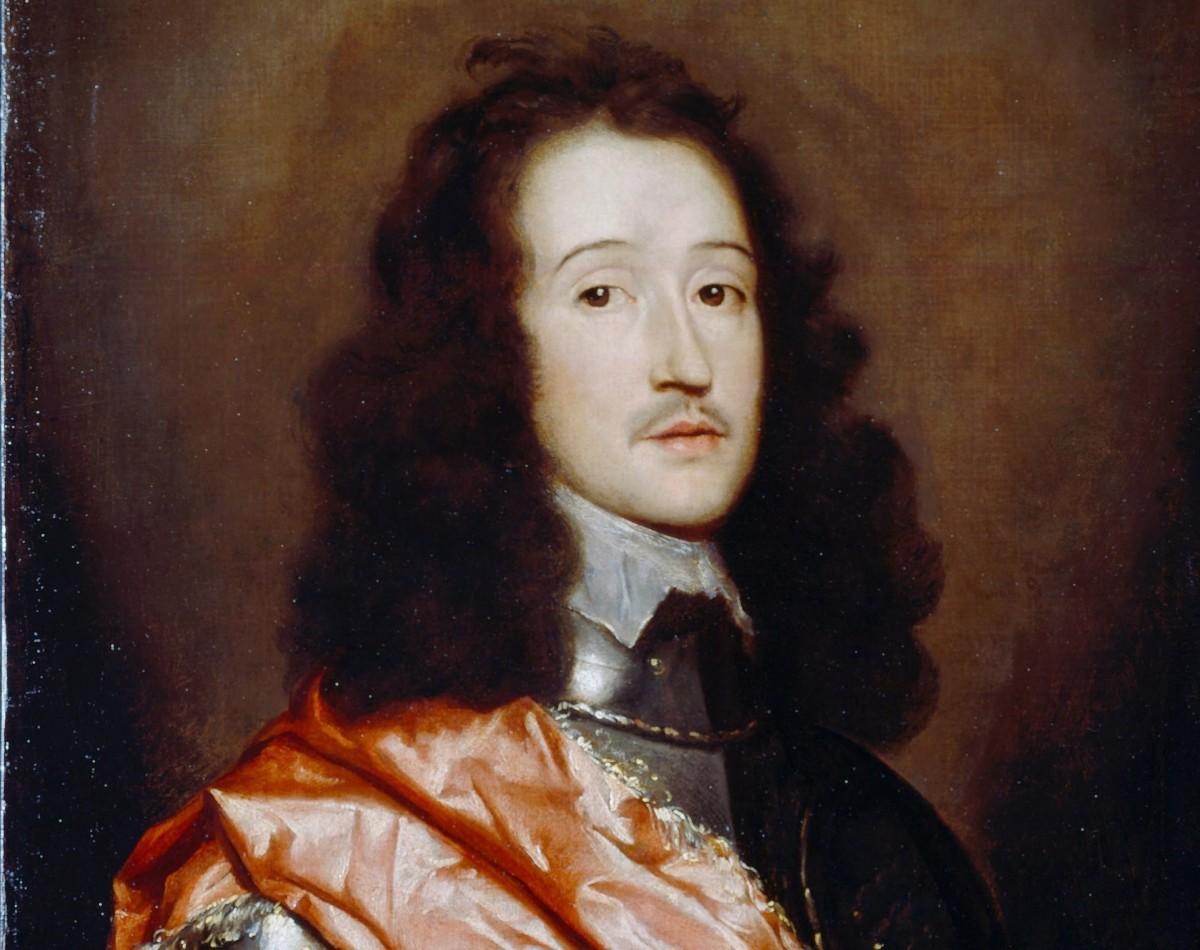 Richard Lovelace 1617-1657