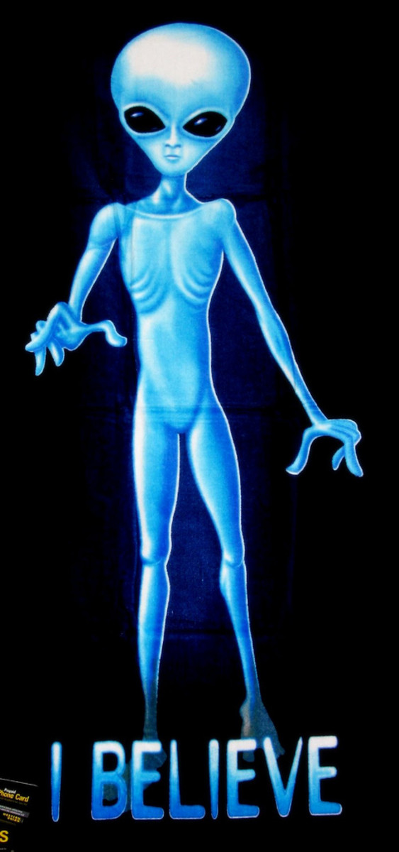 Are humans Alien Hybrids?