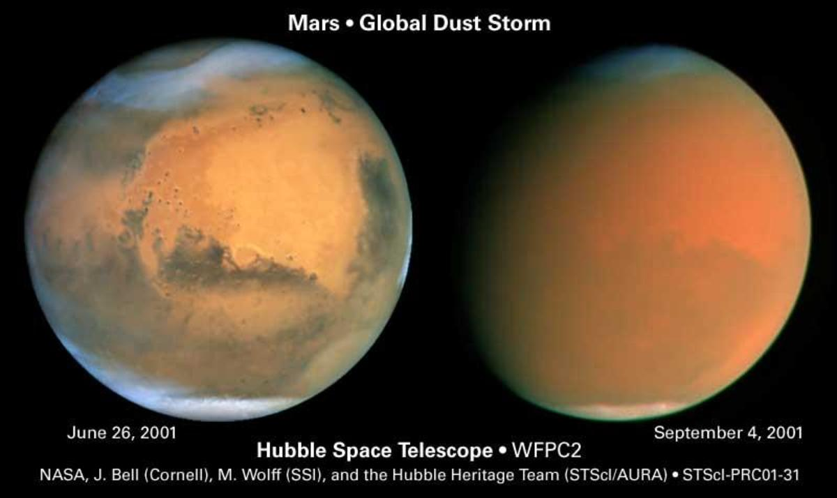 Are we Martians?