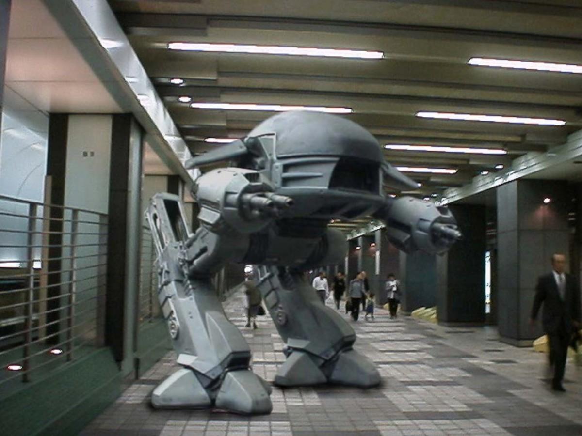 10 Best Movie Robots